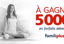 Concours Familiprix Gâtez-Vous