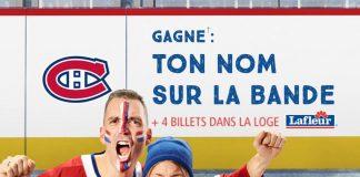 Concours Lafleur Gagne Ton Nom Sur La Bande