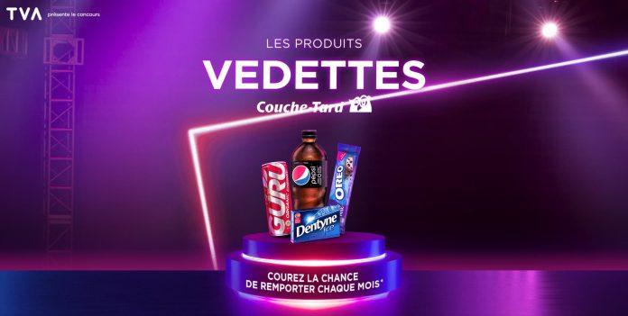 Concours Les Produits Vedettes Couche-Tard de TVA