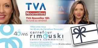 Concours TVA Nouvelles Rimouski