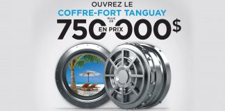 Concours Coffre-Fort Tanguay 2018