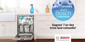 Concours Nettoyons Avec Bosch