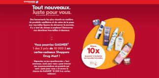 Concours Pharmaprix Tout Nouveaux Juste Pour Vous