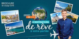Concours Radio-Canada Première Heure Brochure De Voyages 2019