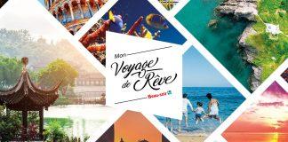 Concours Beau-Soir Mon Voyage de Rêve