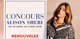 Concours Bel Âge Alison Sheri