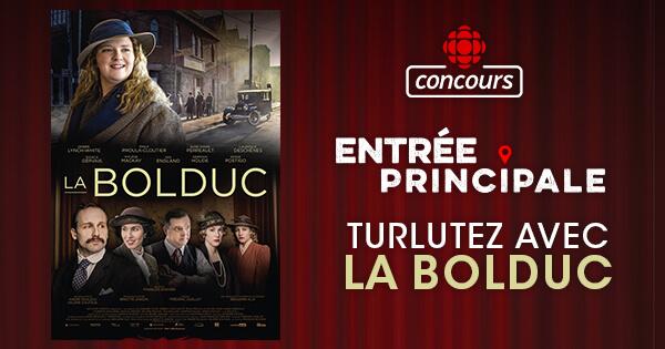 Concours Entrée Principale La Bolduc