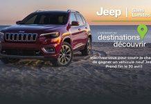 Concours Jeep Sans Limites