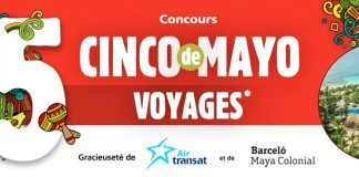 Concours Metro Cinco de Mayo