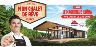 Concours Metro Mon Chalet De Rêve