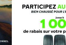 Concours La Presse Bien Équipé Pour l'Été Avec Nokian