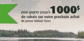 Concours Bien Équipé Pour l'Été Avec Nokian de La Presse