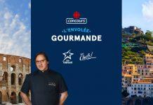 Concours Radio-Canada Les Chefs L'Envolée Gourmande