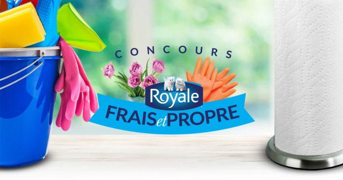 Concours ROYALE Frais Et Propre