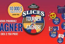 Concours Tourner C'est Gagner du Fromage Black Diamond Slices