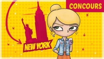 Concours Les Malins Voyage à New York