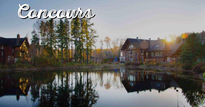 Concours Auberge du Lac Taureau