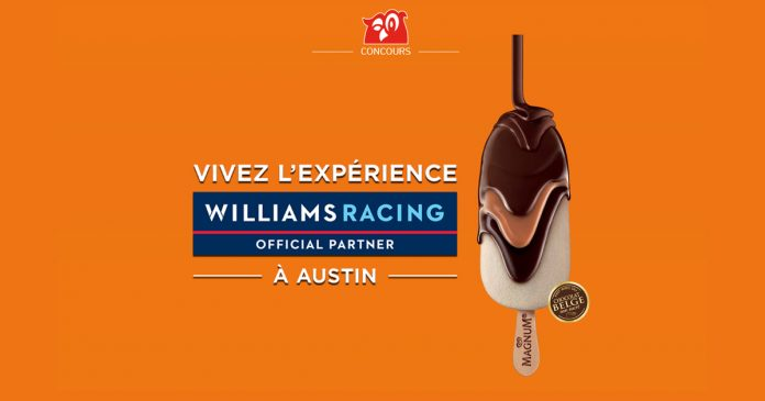 Concours Couche-Tard Vis l'Experience Williams Racing À Austin