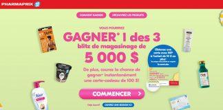 Concours Pharmaprix Été