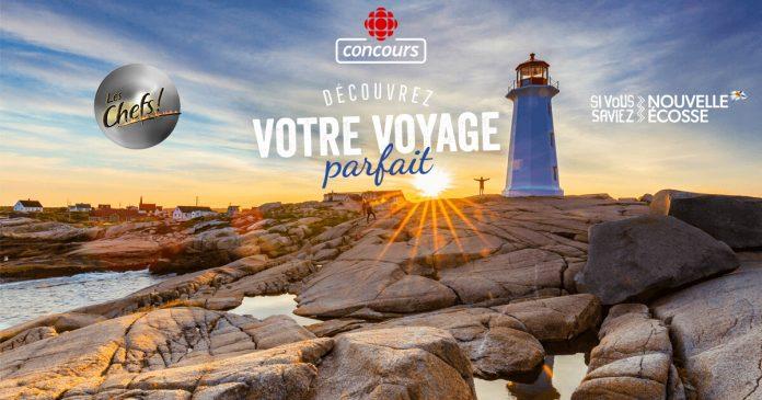 Concours Radio-Canada Les Chefs Découvrez Votre Voyage Parfait