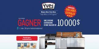 Concours Yves Veggie Cuisine