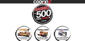 Concours Cookina 500 Trios