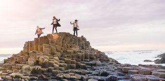 Concours Air Transat Vivez La Légende En Irlande