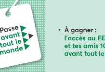 Concours Desjardins La Passe Avant Tout Le Monde