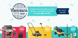 Concours Estival 2018 de Rona