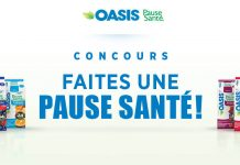 Concours Oasis Faites Une Pause Santé
