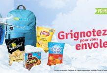 Concours Pepsi Primes et Délices Grignotez Pour Vous Envoler