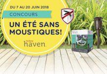 Concours Rona Un Été Sans Moustiques