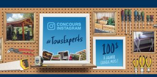 Concours Rona Tous Experts