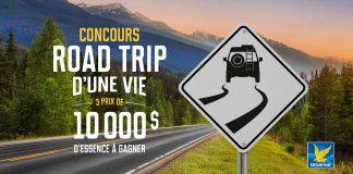 Concours Ultramar Road Trip d'Une Vie