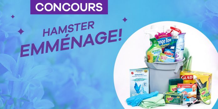 Concours Hamster Emménage