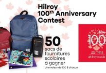 Concours Hamster Hilroy 100e Anniversaire