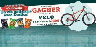 Concours Les Dépanneurs Qu'On Court Un Été Enflammé Avec Doritos