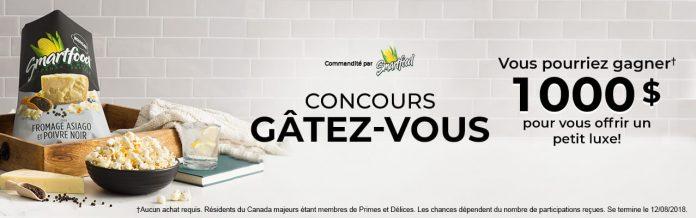 Concours Pepsi Primes et Délices Gâtez-Vous