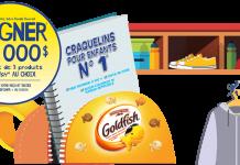 Concours Goldfish De La Rentrée Des Classes