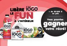 Concours iÖGO Libère Le Fun À l'Intérieur