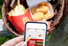 Concours McDonald's De La Carte Big Mac Or Mon McDo