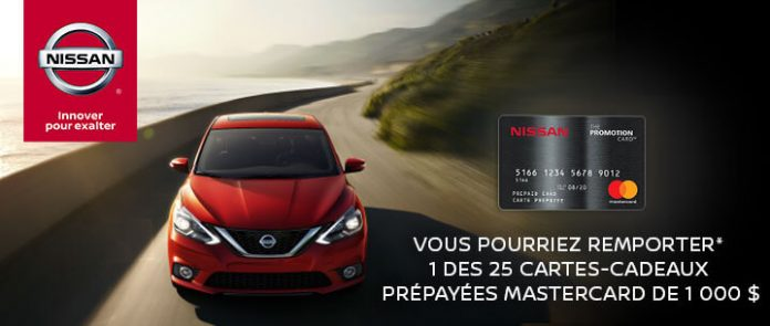 Concours Nissan