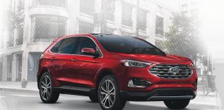 Concours Costco Ford Edge 2019
