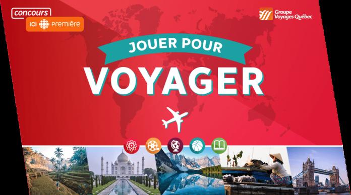 Concours Radio-Canada Première Heure Jouer Pour Voyager