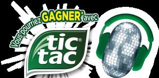 Concours Gagnez Avec TIC TAC