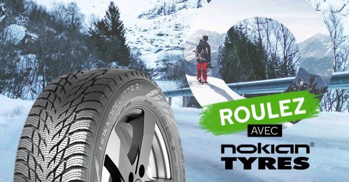 Concours TVA Roulez Avec Nokian Tyres