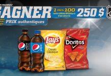 Concours Pepsi et Lay's de Couche-Tard
