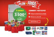 Concours Radio-Canada Super C Plein Le Frigo