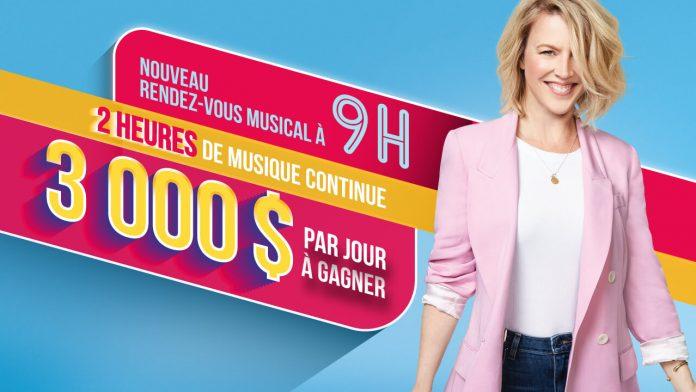 Concours 105.7 Rythme FM Rythme Au Travail Avec Julie Bélanger