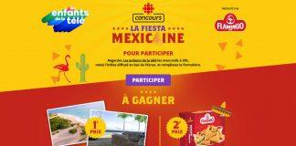 Concours Enfants De La Télé La Fiesta Mexicaine De Flamingo